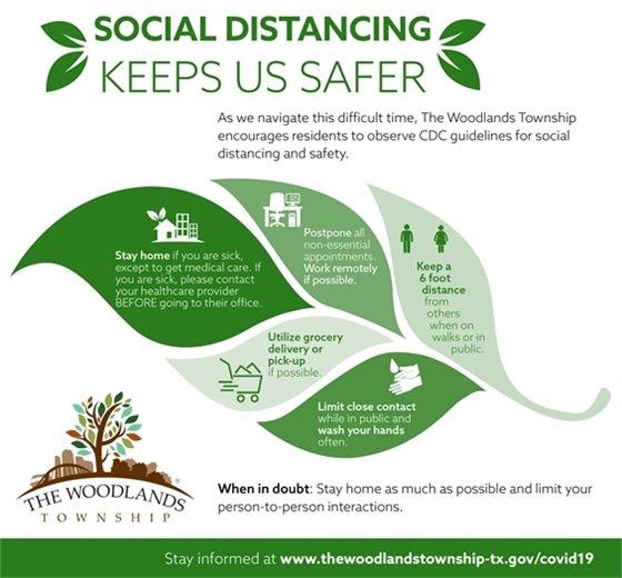 Social Distancing Keeps Us Safer