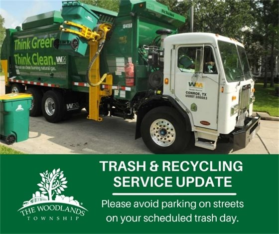 Trash and Recycling Update