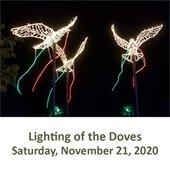 Lighting of the Doves