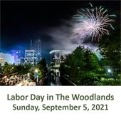 Labor Day in The Woodlands