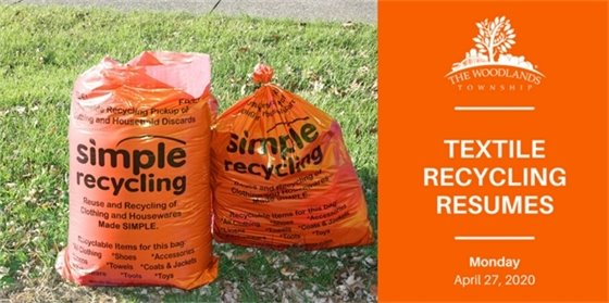 Simple Recycling Resumes