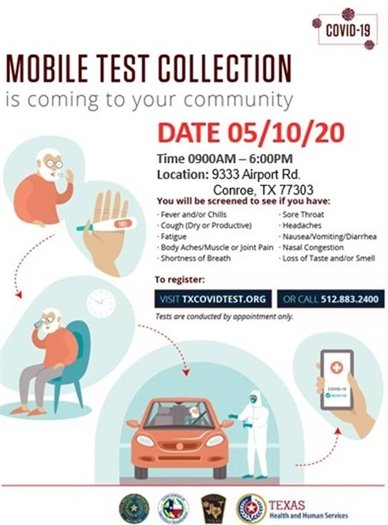Mobile Test Collection