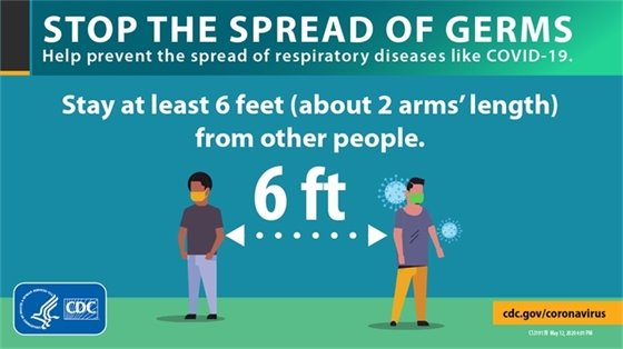 CDC Stop the Spread of Germs
