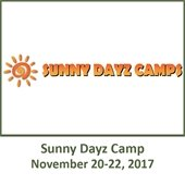 Sunny Dayz Thanksgiving Camp