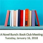 A Novel Bunch: Book Club Orientation Meeting