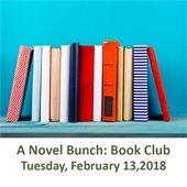 A Novel Bunch: Book Club