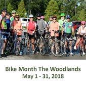 Bike Month The Woodlands