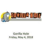 Gorilla Hole - Glow in the Dark!
