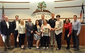 Parks and Recreation Receives Awards