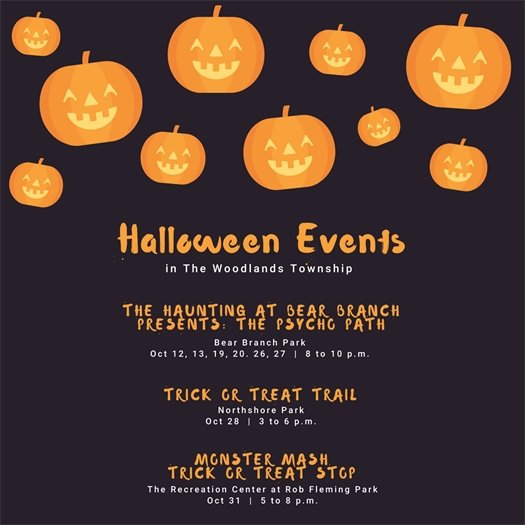 Township Halloween Events