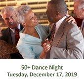 50+ Dance Night