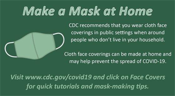 Make a Mask at Home