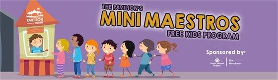 Pavilion Mini Maestros
