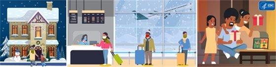 CDC Winter Holiday