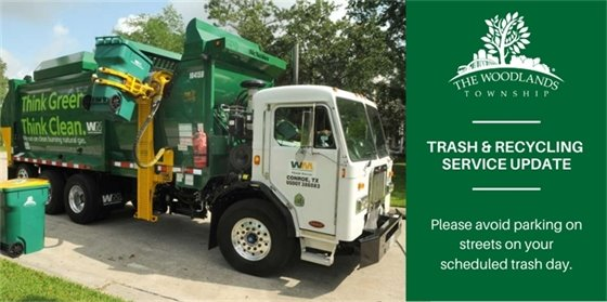 Trash and Recycling Service Update