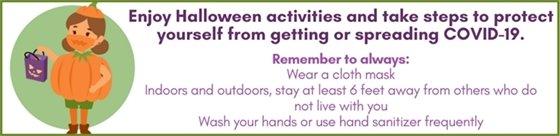Enjoy Halloween Activities