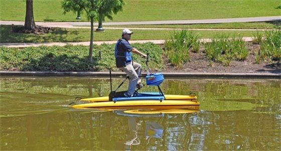 Water Bikes