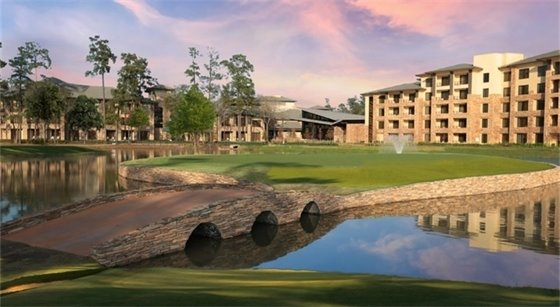 The Woodlands Resort Re-opens