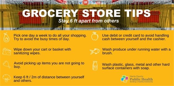 Grocery Store Tips