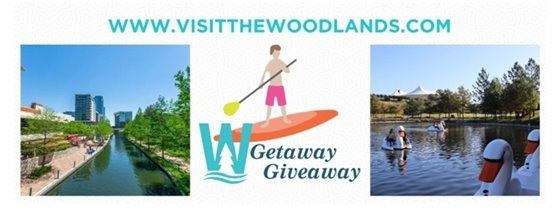 Visit The Woodlands Getaway Giveaway
