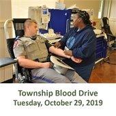 Township Blood Drive