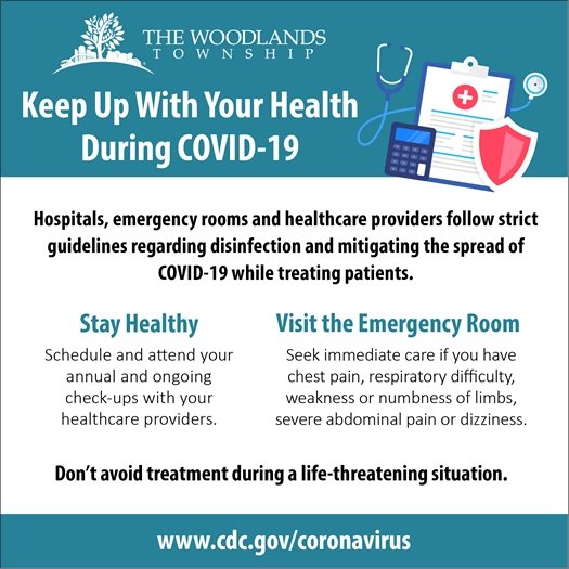 Keep Up with your health