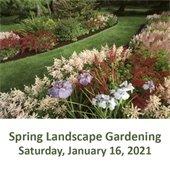 Spring Landscape Gardening