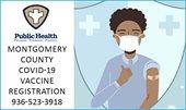 Montgomery County Vaccine Registration