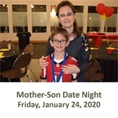 Mother-Son Date Night