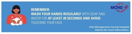 Handwashing to prevent COVID-19