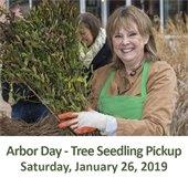 Arbor Day - Tree Seedling Pickup