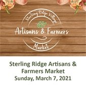 Sterling Ridge Artisans & Farmers Market