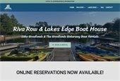 Boat House Website