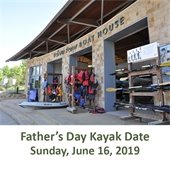 Father's Day Kayak Date