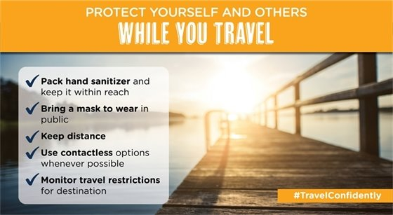 Protect Yourself While You Travel