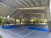 Township Opens New Outdoor Sports Court