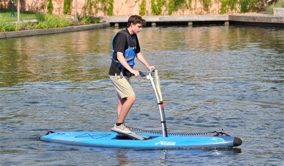 Elliptical Paddleboards