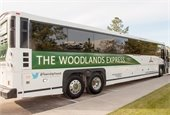Museum District stop added to The Woodlands Express route