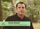 Chairman Bunch Discusses Testing in The Woodlands
