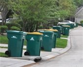 Solid waste services not impacted by Memorial Day