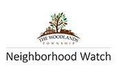 The Woodlands Township Neighborhood Watch Logo