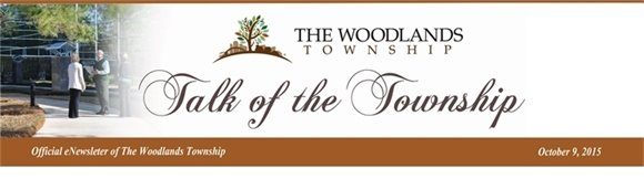 The Woodlands Township Talk of the Township