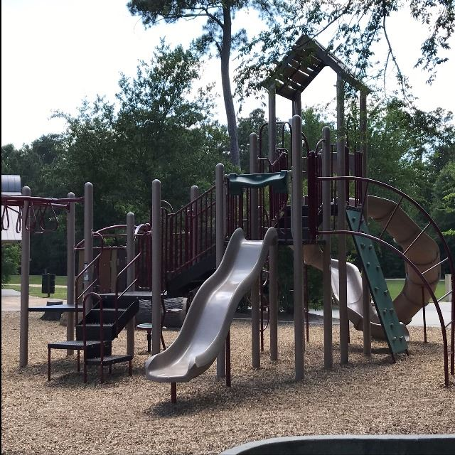 Shadowbend Park Playstructure