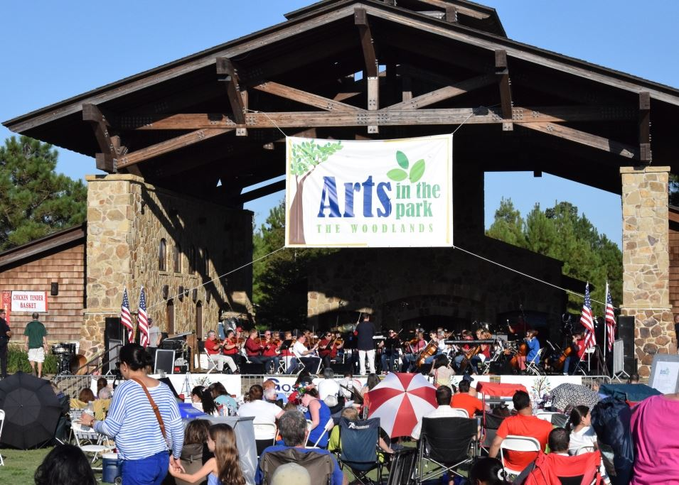 Arts in the Park Fall 2015