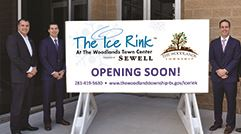 Ice Rink Opening Soon