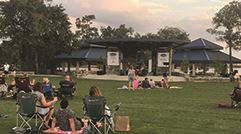 Concert in the Park - 241 x 134