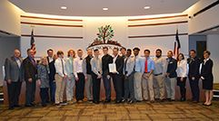The Woodlands Christian Academy Proclamation