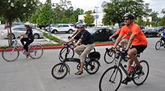 Bike The Woodlands Month - 241 x 134