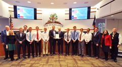 The Woodlands High School Cross Country Champions 2018