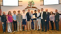 John Cooper School Swimming Proclamation